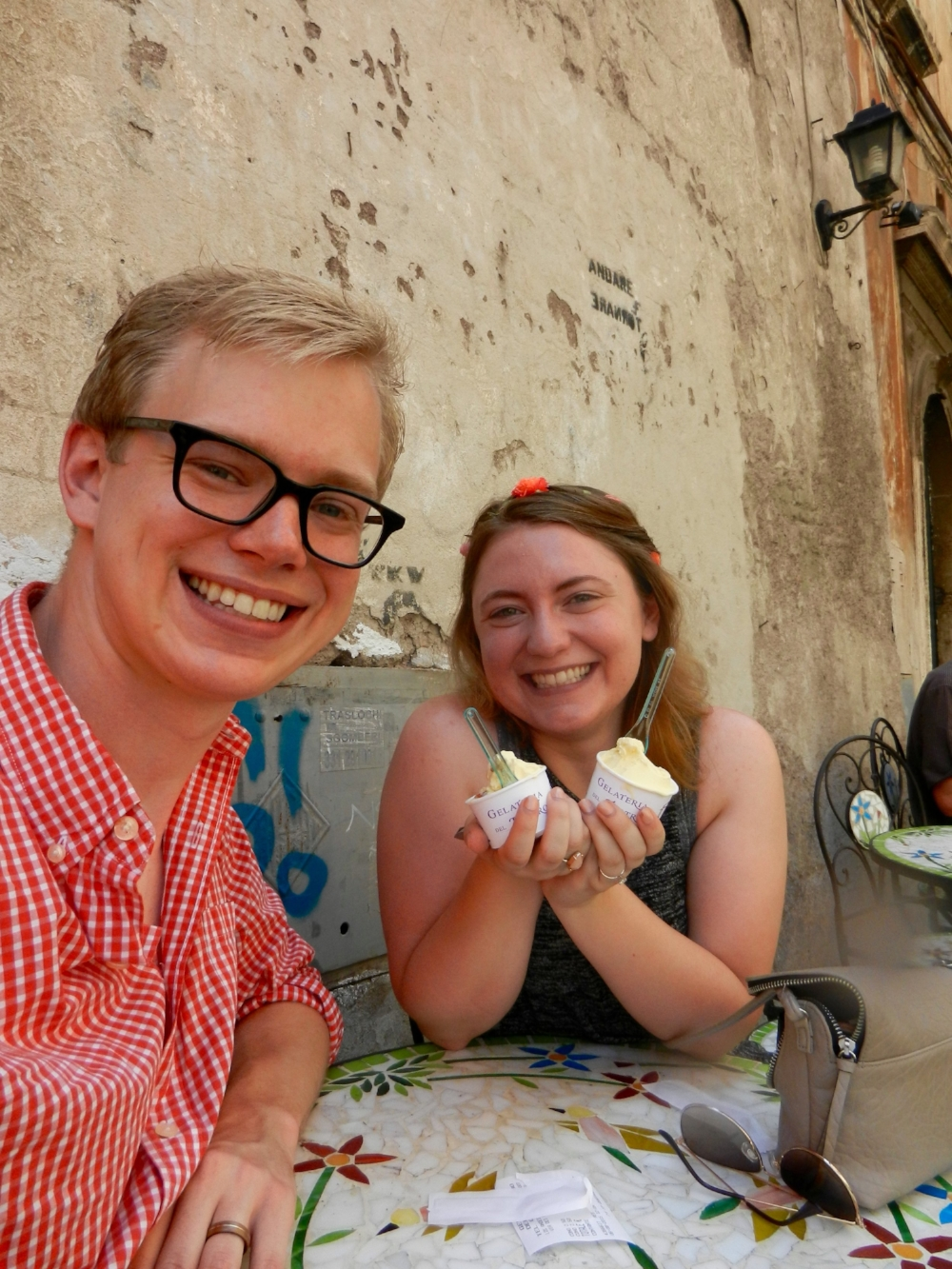 Don't even think about coming to Rome on some silly diet. Gelato is simply necessary.
