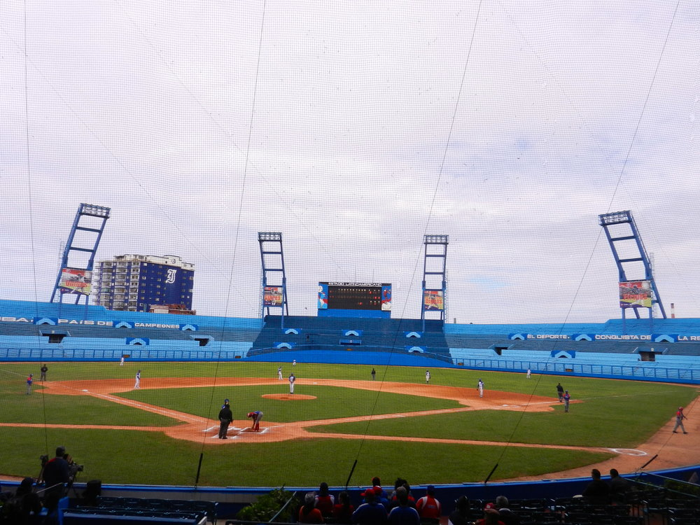 Estadio Lationoamericano