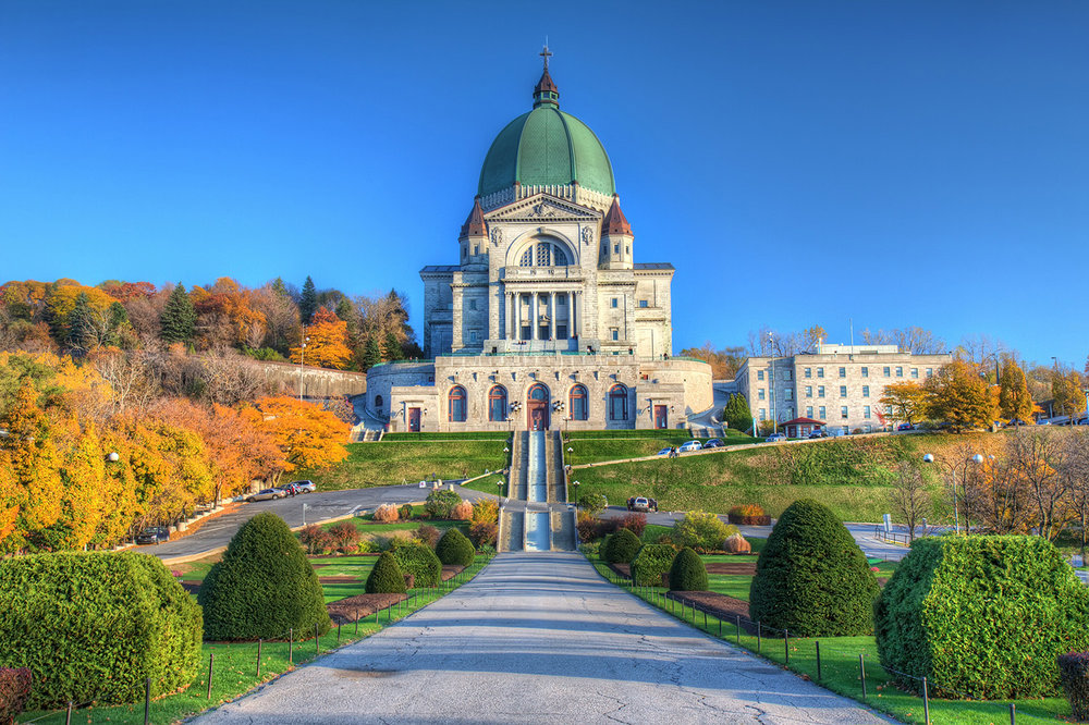 St. Joseph's Oratory, photo from  Go Montreal!