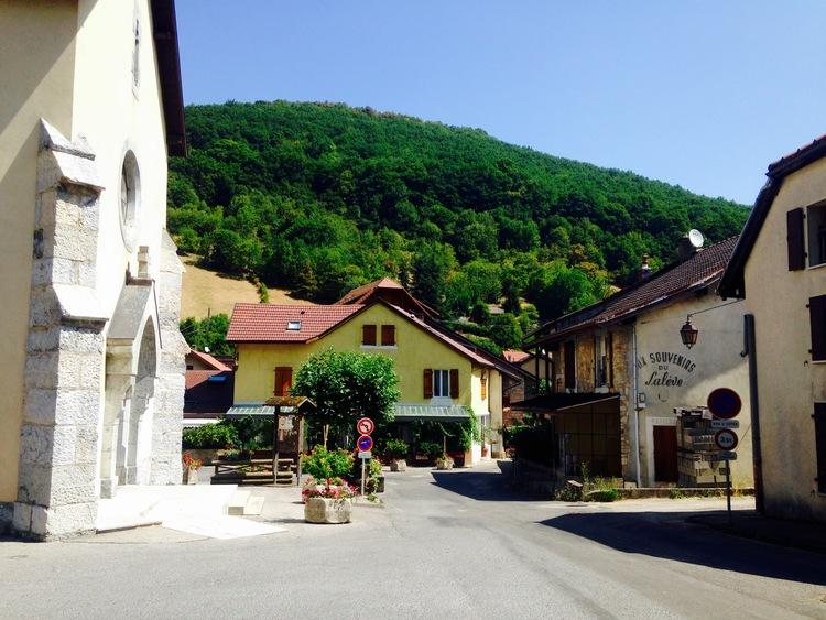 Saleve, France