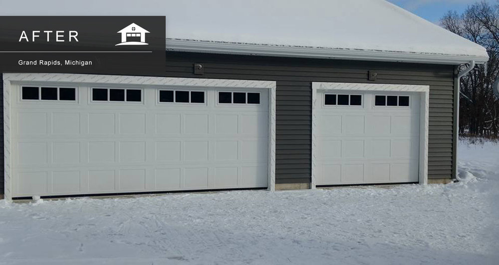 Grand Rapids Garage Door Service, Installation, And Repair