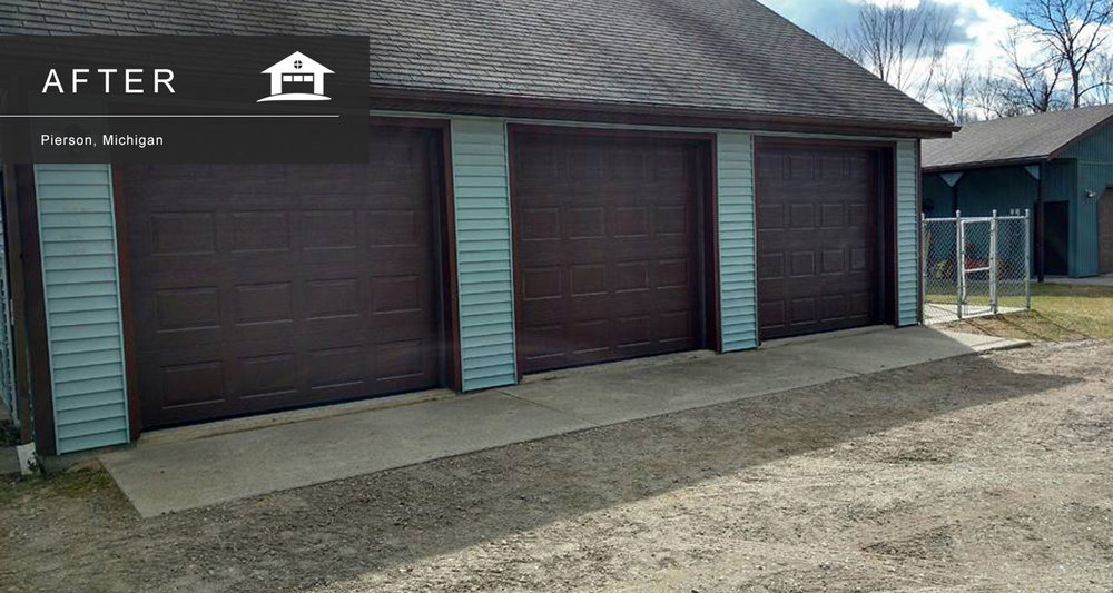 Exceptionnel Pierson Michigan Garage Door Service, Installation, And Repair