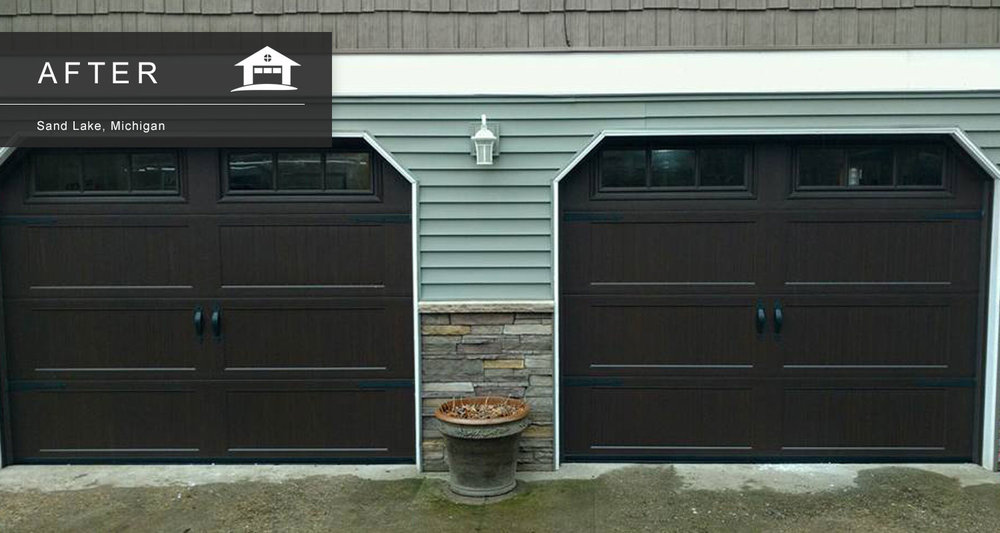 Sand Lake Michigan Garage Door Service Installation and Repair & Worth Garage Door Service Michigan