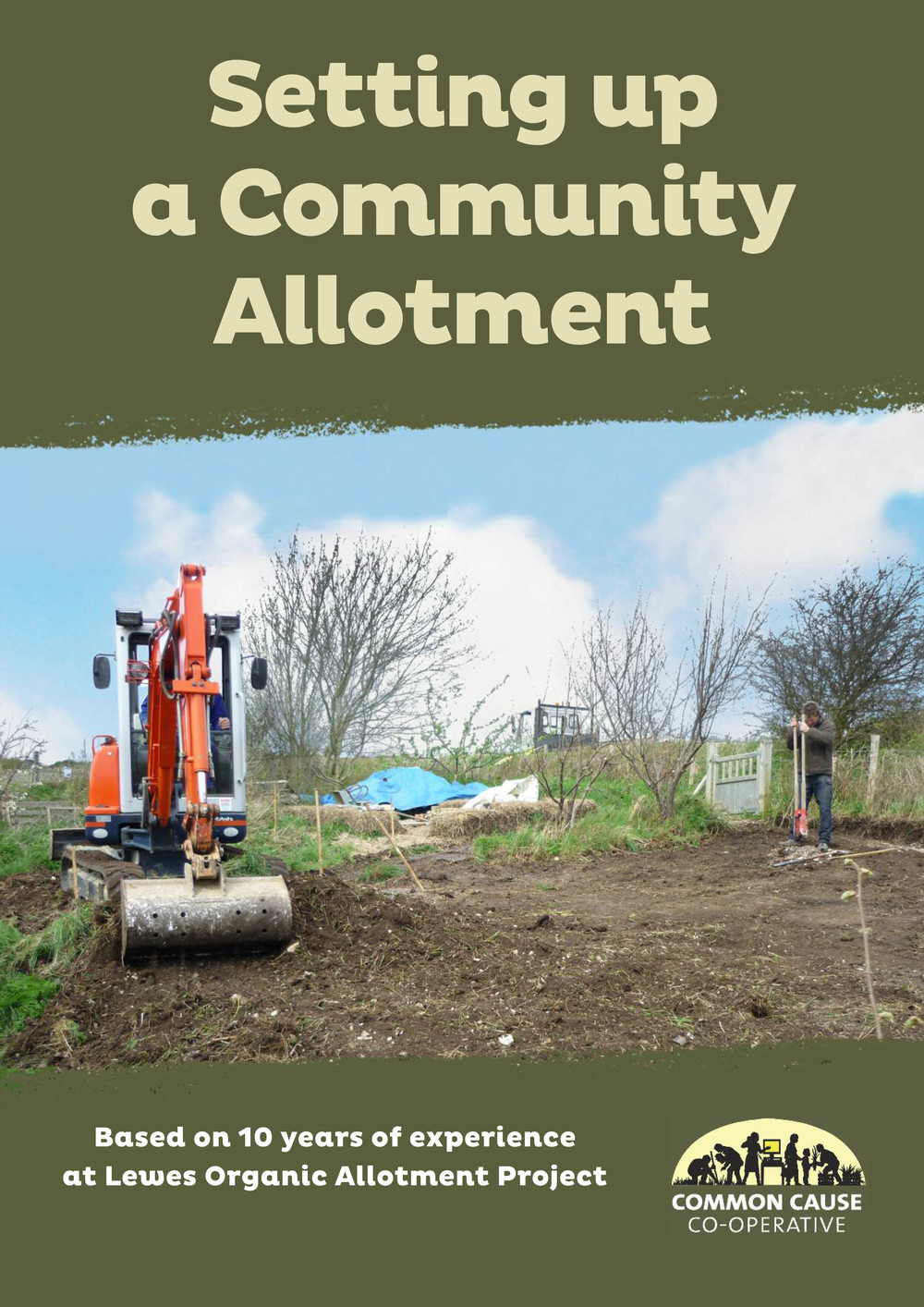 Setting Up a Community Allotment Info