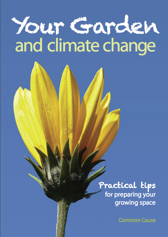 Your Garden and climate change