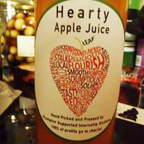 Hearty Apple Juice