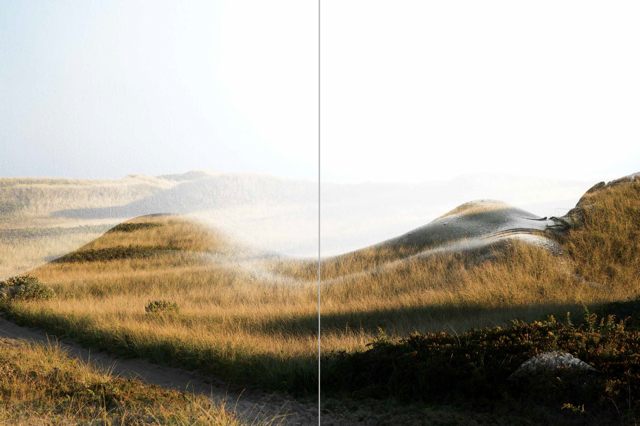Nantucket Fine Art Photography Book by Nathan Coe