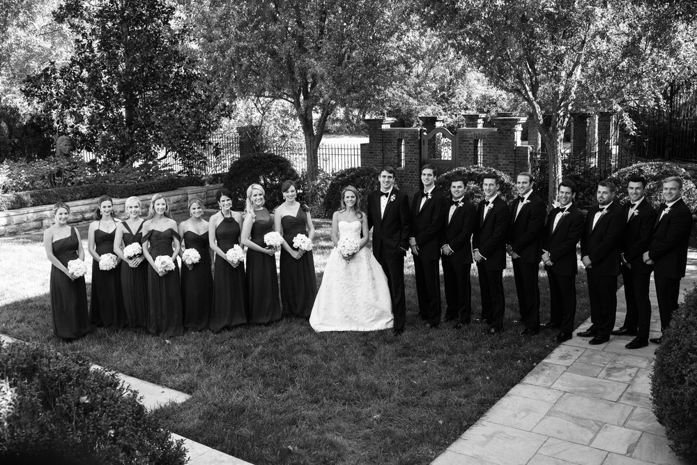 Nashville Wedding Photographed by Nathan Coe