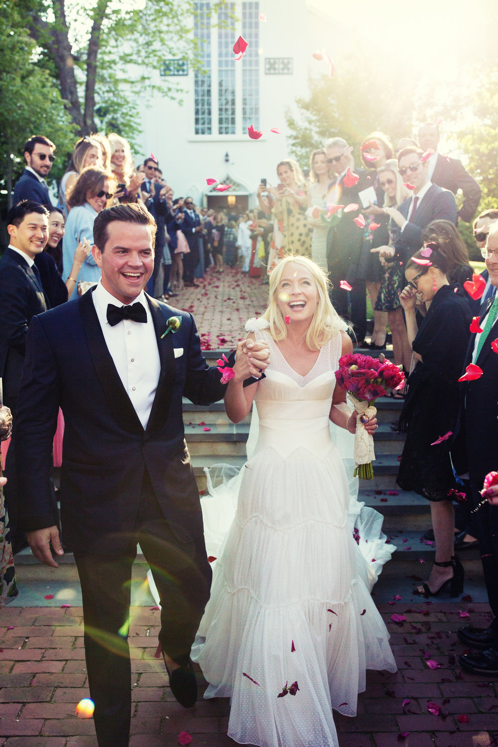 Vogue Wedding Photographed by Nathan Coe