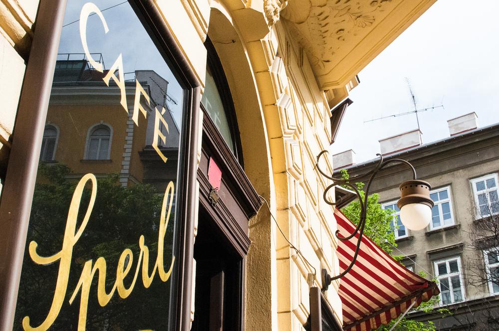 Café Sperl - Gumpendorfer Straße 11, 1060 Wien