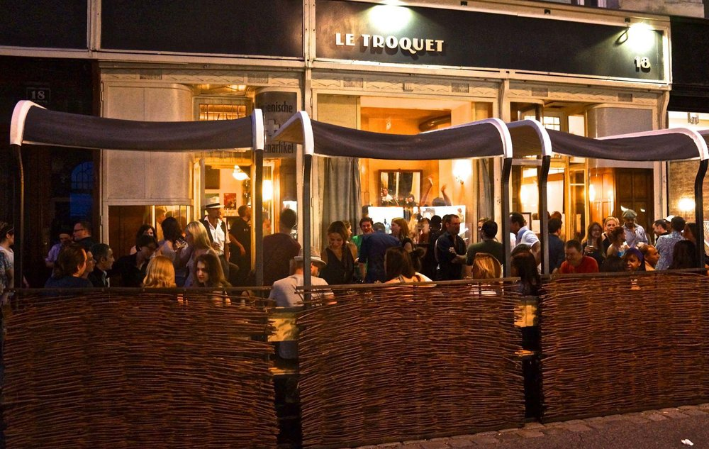 LE TROQUET © WE ARE VIENNA