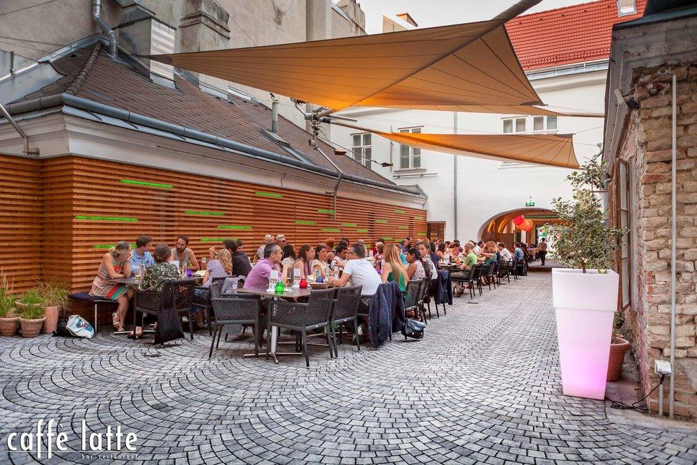 Cafe Latte Neubaugasse We Are Vienna