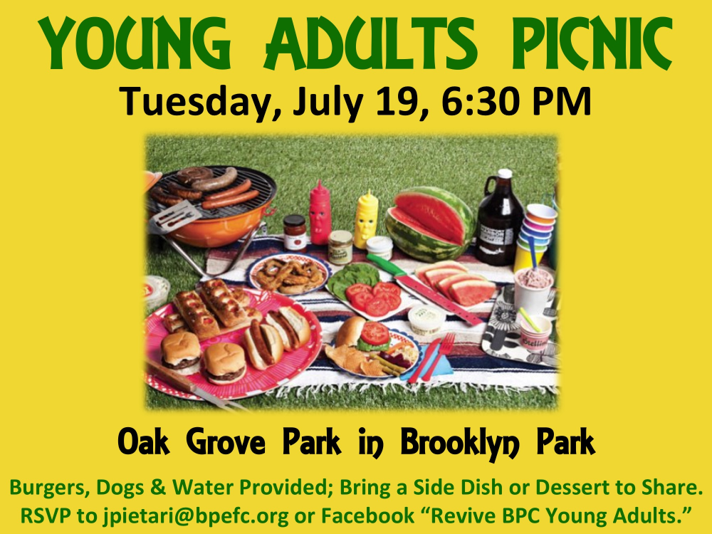 Please join us!     Directions to Oak Grove Park