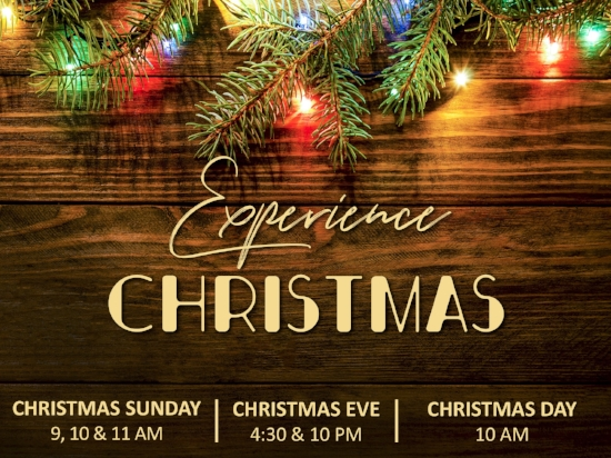 Christmas Eve Services.Christmas Eve Services Revive Brooklyn Park Church