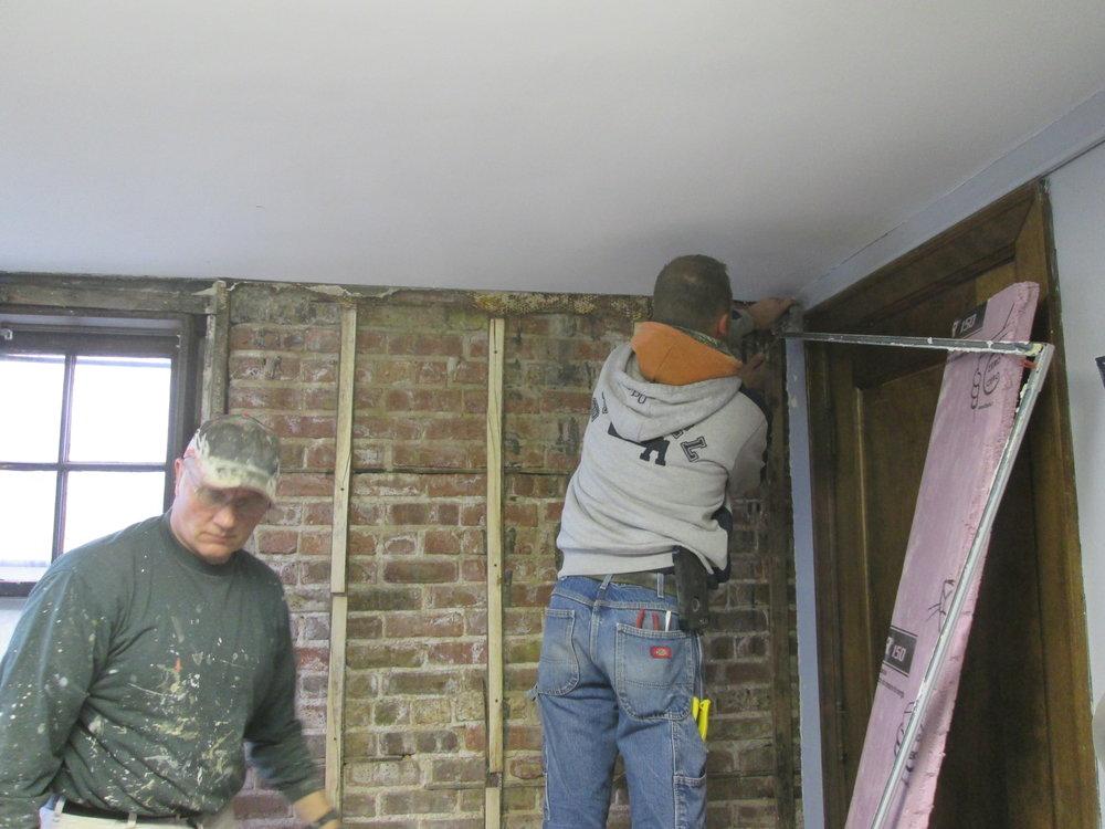 wall prep for drywall.JPG