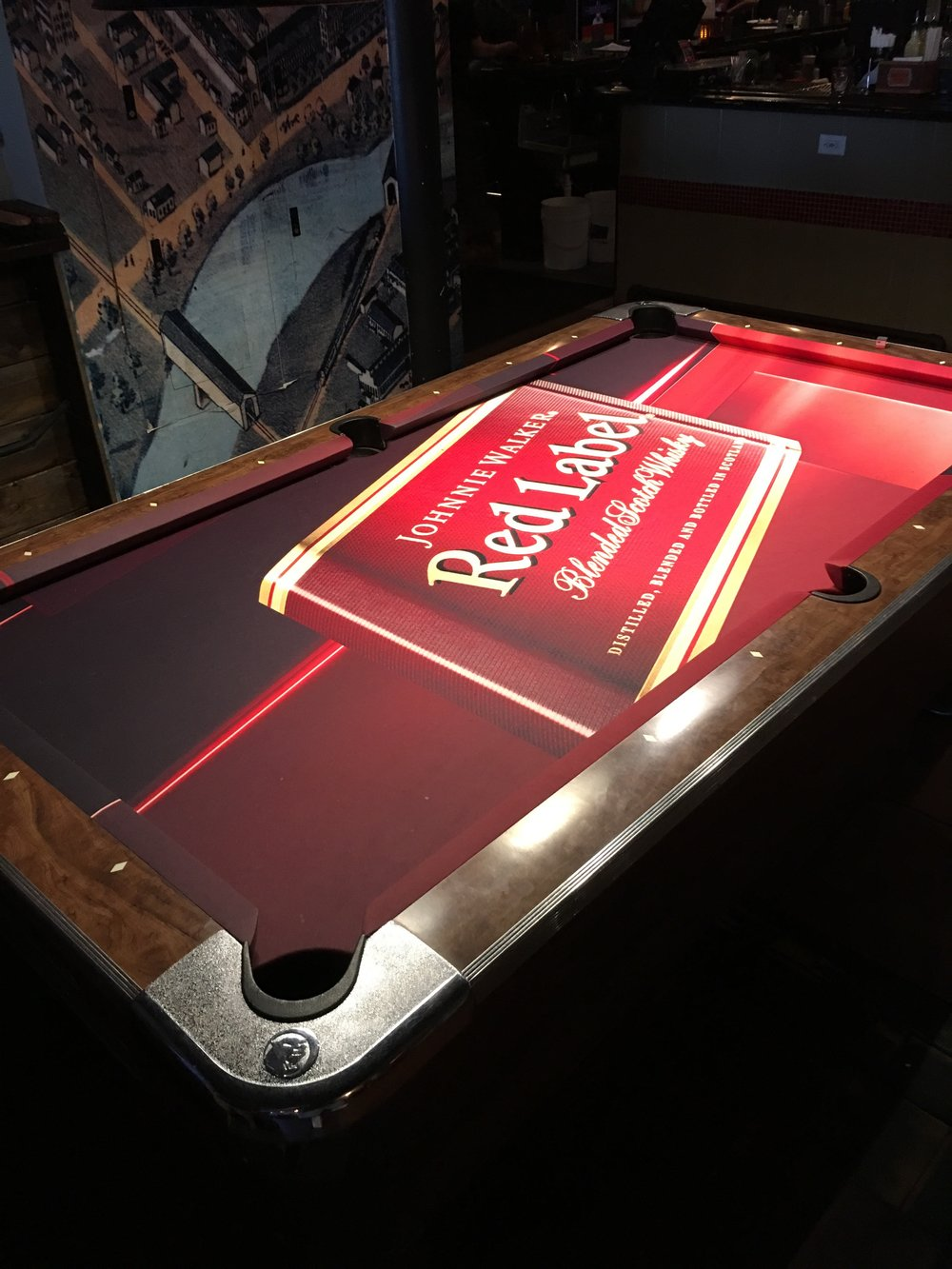 Diageo Pool Table Felt @ The Walrus  (1).jpg