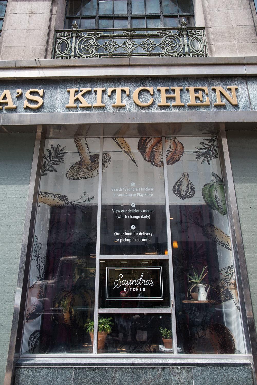 Sandra's Kitchen downtown