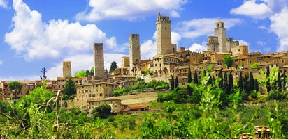 ".The second of our ""tower towns"" San Gimignano is one of the most famous small towns in all of Italy."