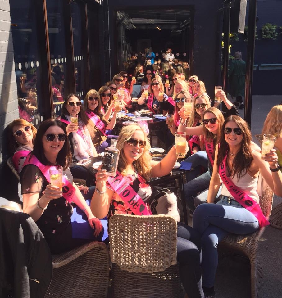 Belfast Hen Do