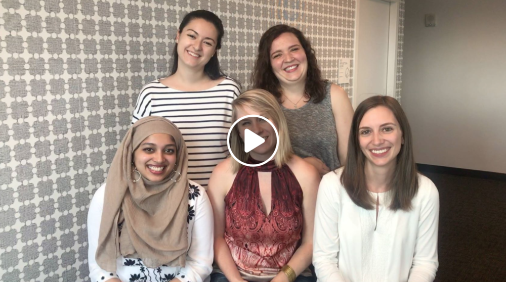 Tammy and the She's the First team recorded an amazing thank you video. It will blow you away!