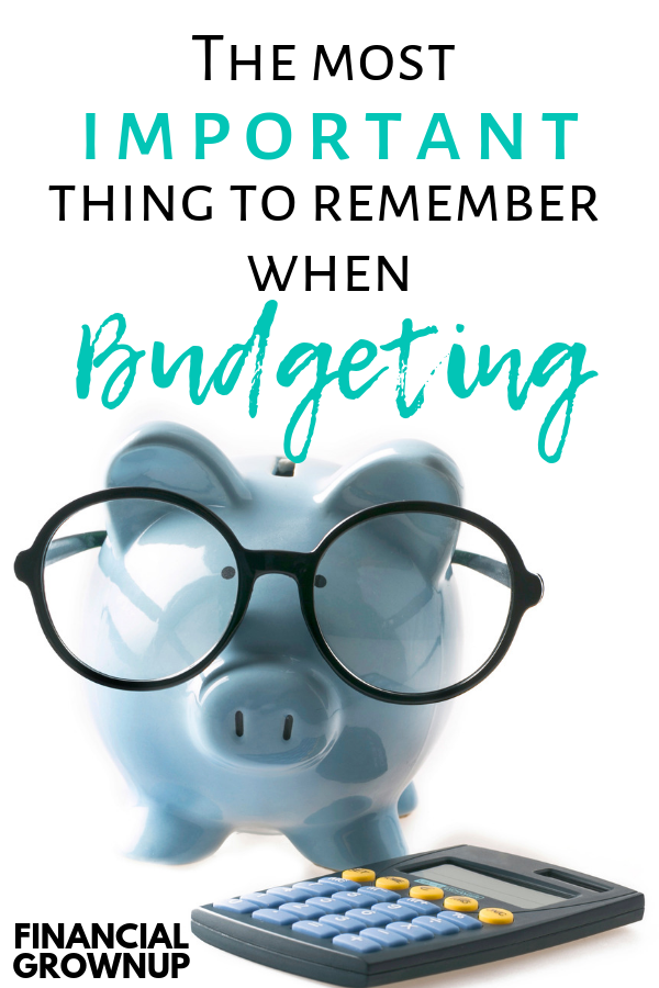 Retire Inspired's Chris Hogan had a taste for expensive food at the grocery store- and it was was thinning out his bank account. But when he saw the true cost of his weekly habit he quickly hit the brakes and kept the change. In this Financial Grownup podcast episode you'll learn the most important thing to remember when budgeting. #Budget #MoneyTips #Author
