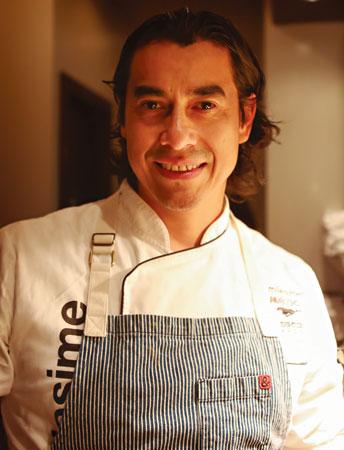 Every dish has a story. —Chef Carlos Gaytan