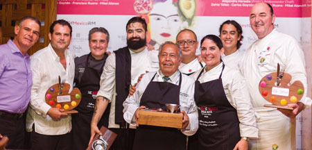 Best of Mexico's Guest Chefs Celebrate at Grand Vilas Riviera Maya