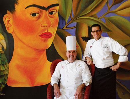 Maître Cuisinier De France Michel Mustiere, Executive Chef Of Grand Velas Riviera Maya