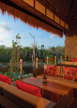 A Traditional Yucatecan regional menu is offered at CHAKÁ Restaurant, Grand Velas Riviera Maya