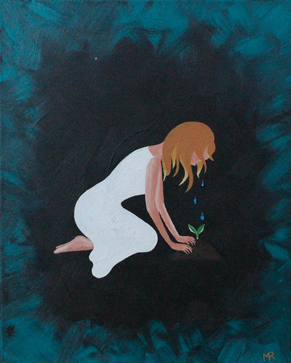 """""""Tears"""" by Marcy Rossi"""