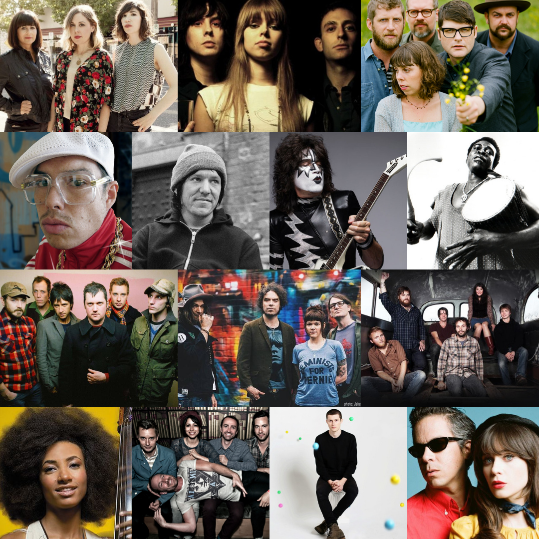 The 15 Best-known Portland-Affiliated Musicians and Bands