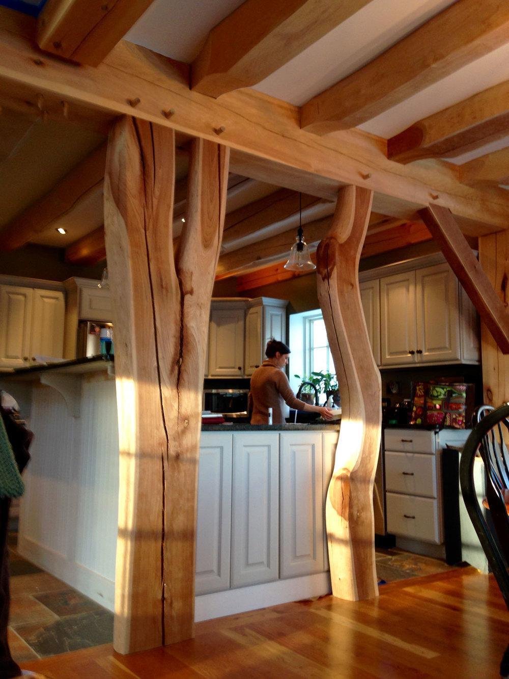 Kitchen - Berkshire Mountain Design Build, LLC