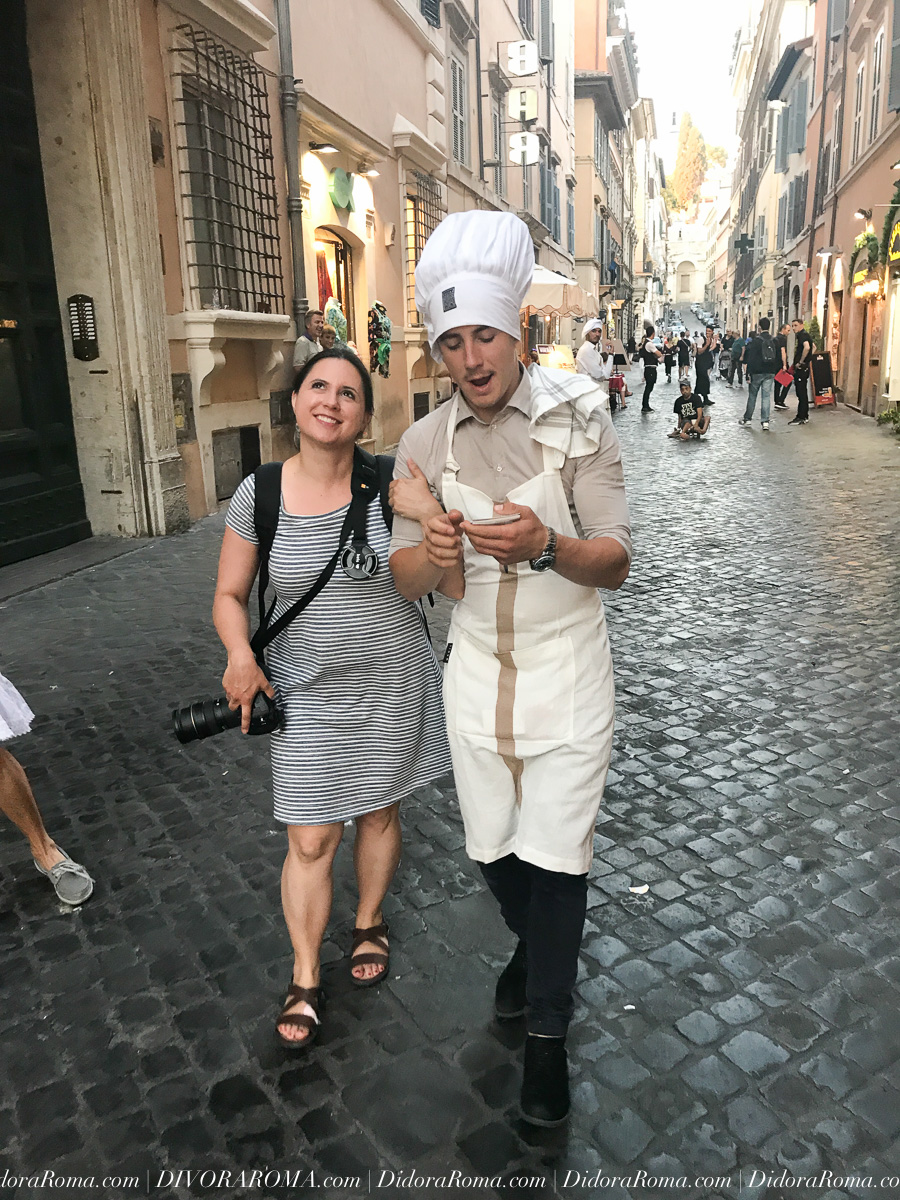 http://DivoraRoma.com - An All-inclusive Culinary Voyage Through
