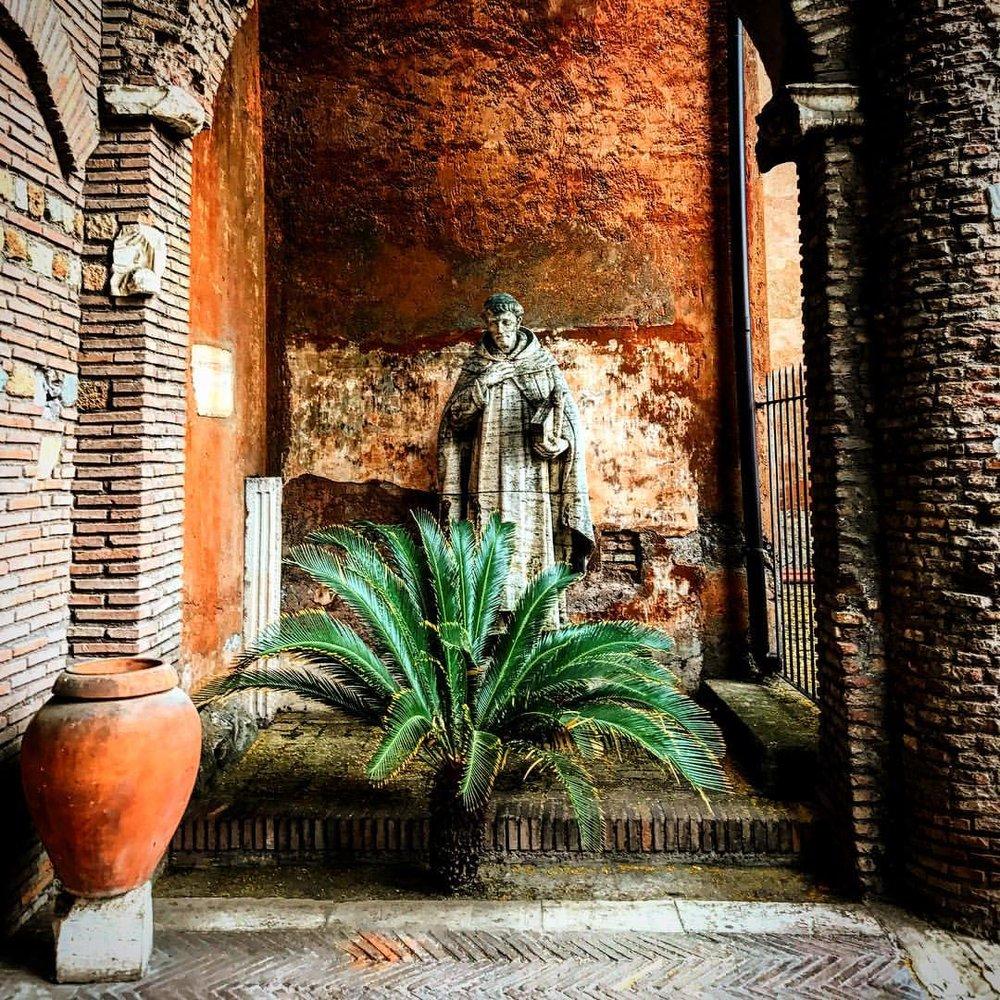 Santa Sabina, Aventino. Roma, © http://DivoraRoma.com