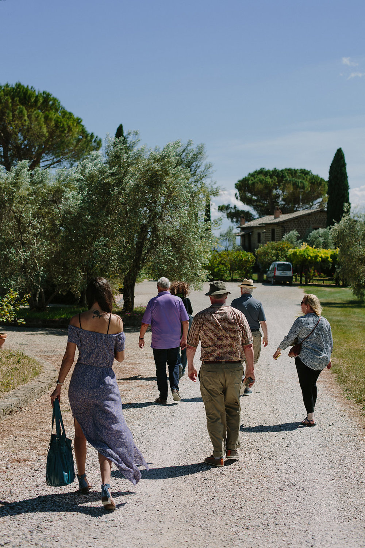 Decugnano Dei Barbi, Umbria, day trip