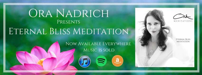 ORA NADRICH BLISS MEDITATION