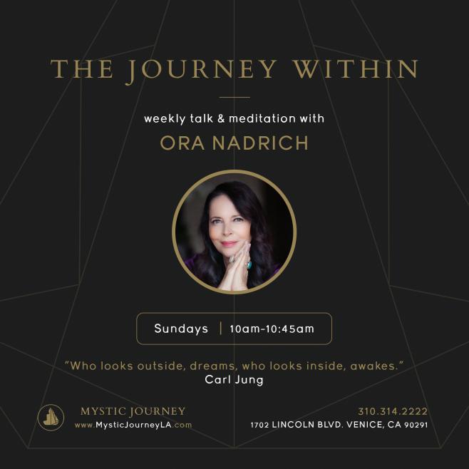 Ora Nadrich Mystic Journey