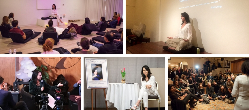 ora nadrich events meditations