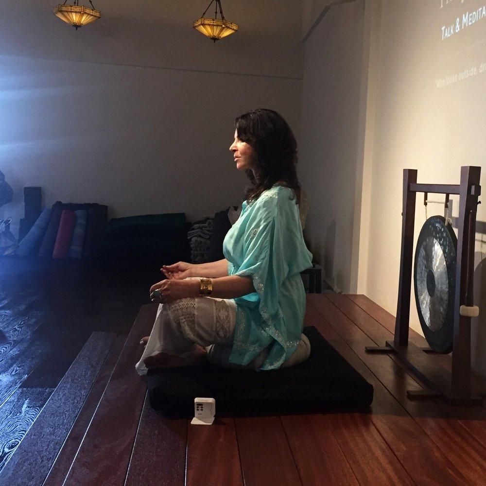 mystic journey ora nadrich venice meditation