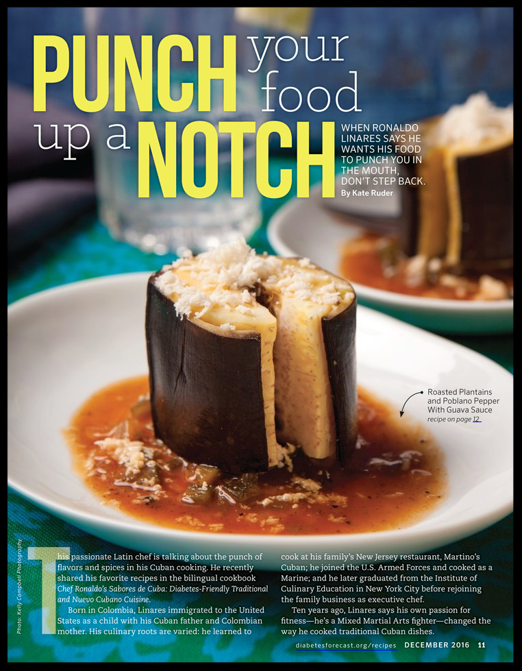"""Punch Your Food Up a Notch,"" by Kate Ruder"