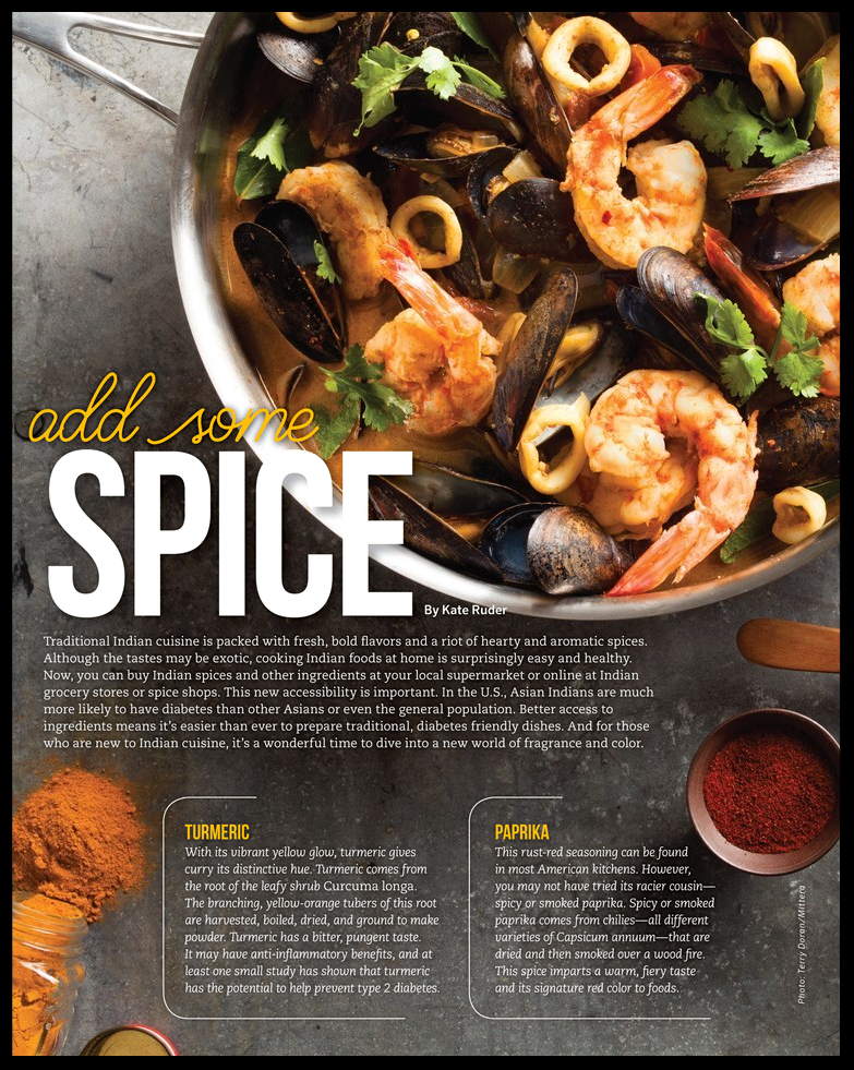 """""""Add Some Spice,"""" by Kate Ruder"""