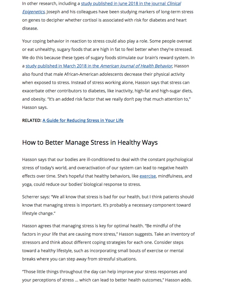 Everydayhealth.com   Page 3/3  October 2018