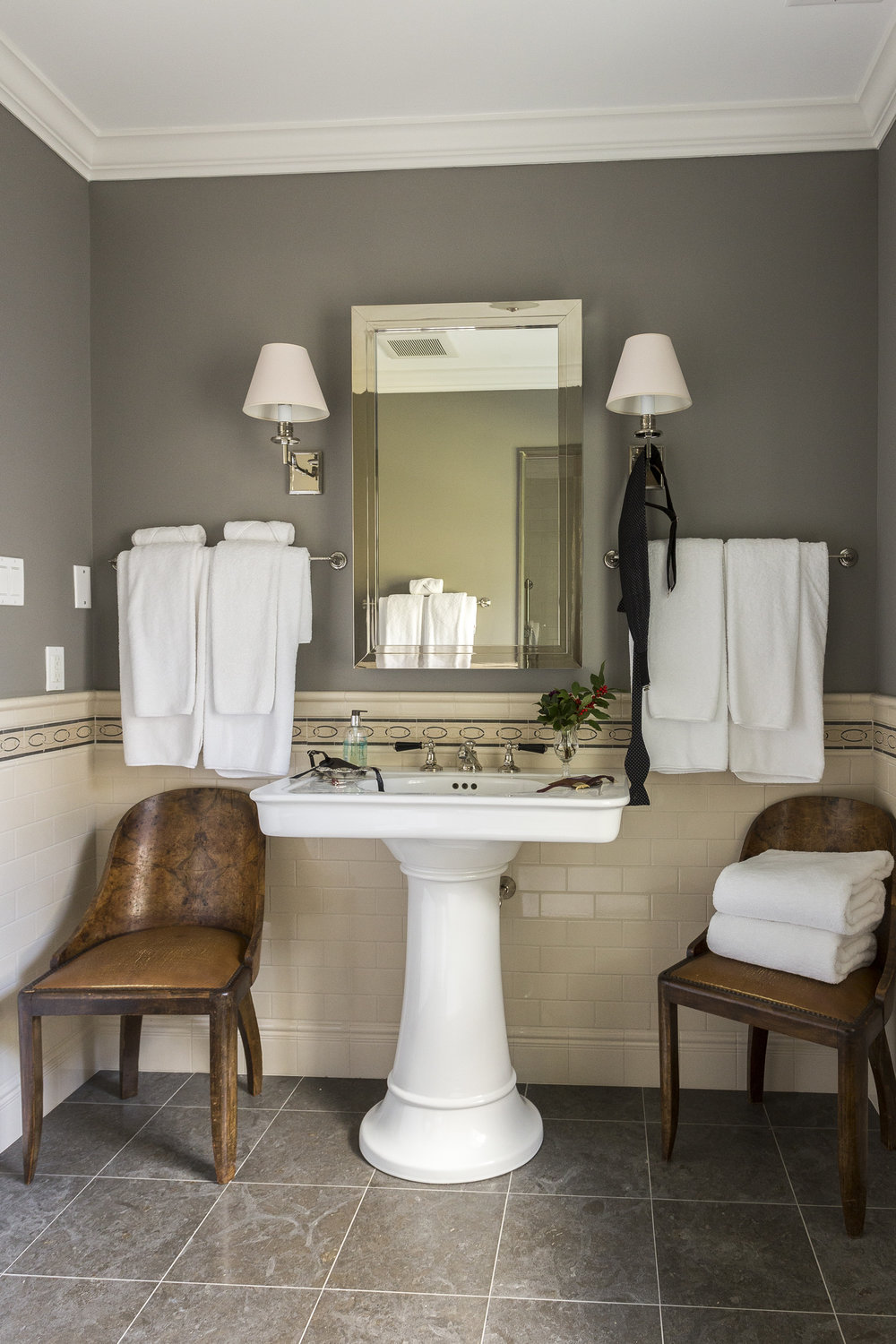 Master Bathroom, his area