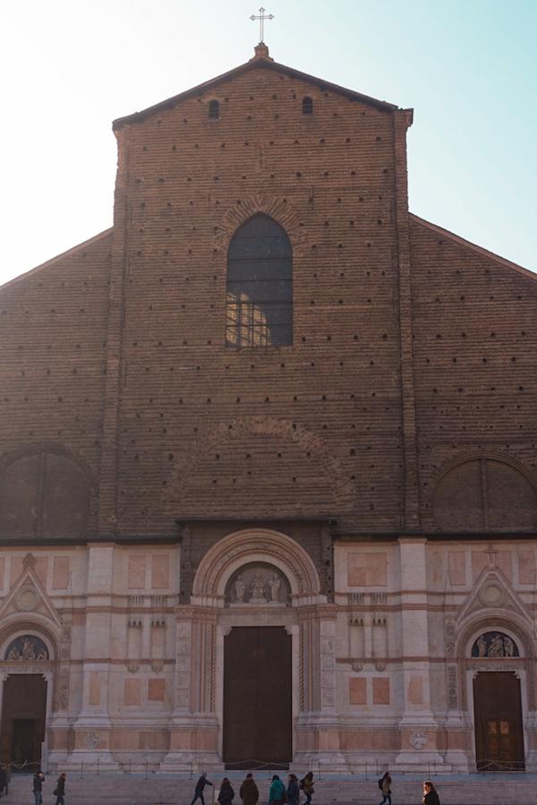 The San Petronio Basilica