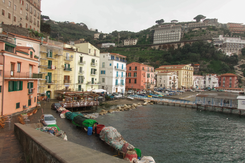 3.17.18. Sorrento - another weekend trip with my school