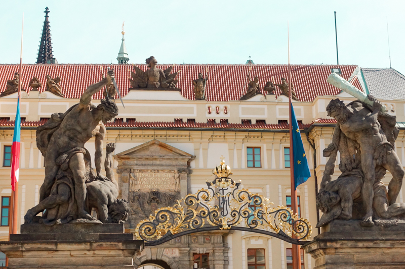 4.14.18. The Prague Castle