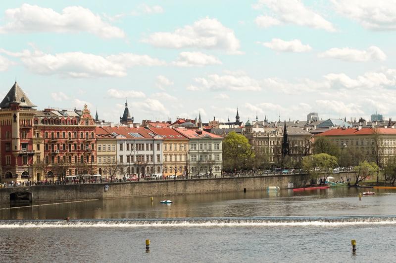 4.14.18. The Vltava River