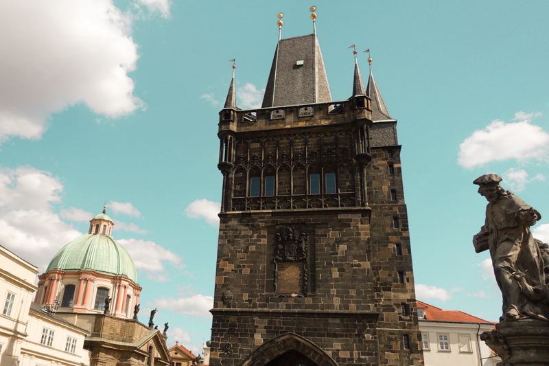 4.14.18. The Charles Bridge
