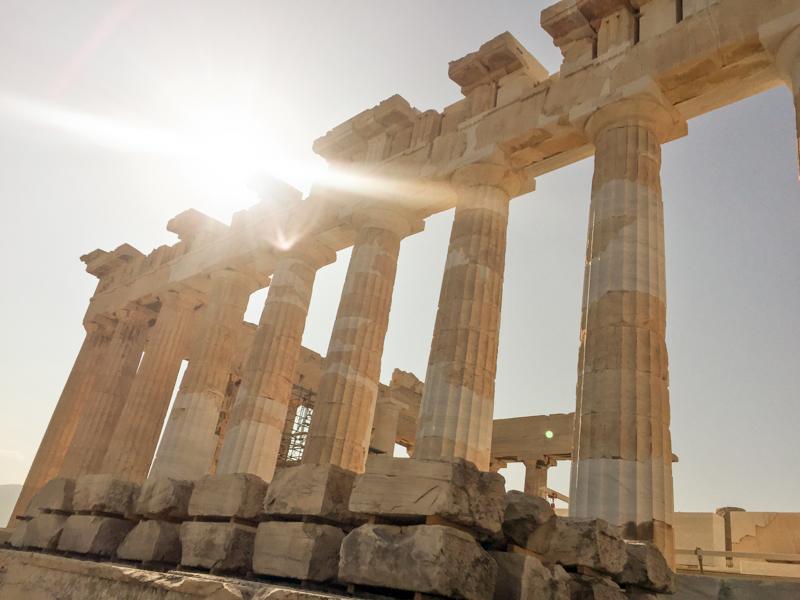4.18.20. The Acropolis
