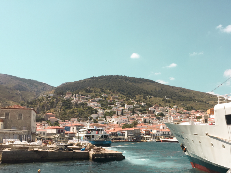 4.21.18. Hydra - The most beautiful port in Greece